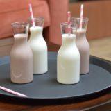 Pahare speciale pentru lactate