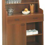 Consola lemn masiv, diferite culori si modele   depozitare tacamuri, vesela, servetelele, cosurilor de paine