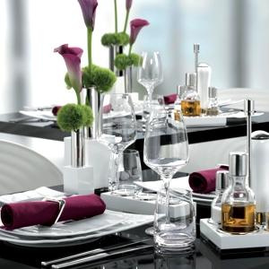 Echipare completa Salon Restaurant Evenimente Hotel by LEIDA
