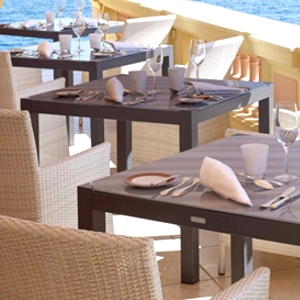 mobilier terase umbrele mese scaune fotolii by LEIDA