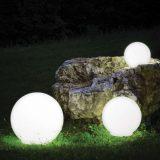 Balux, decoratiuni luminoase, inaltimi de la 70 la 95cm, special gandite si construite pentru exterior
