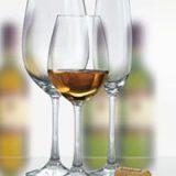 Beverly Hills   semicristal, linie clasica de pahare cu picior pentru vin si sampanie, inaltimea paharelor intre 22  25,6 cm
