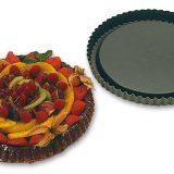 Forma pentru tarta canelata, realizata din Exopan, disponibila in diferite dimensiuni de la 20 pana la 28 cm