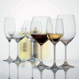 Grandissimo   pahare de vin de calitate inalta pentru vinuri bune   Bordeaux, Burgundy, sampanie, incapatoare pentru a i da vinului mai mult spatiu