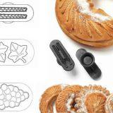 Decupator pentru produse panificatie, forme si dimensiuni diferite