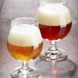 Breughel   pahar de bere cu o cupa ce pastreaza substantele volatile si gulerul de spuma, capacitati disponibile 300 si 400 ml