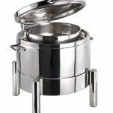 Chafing dish Premium rotund, capacitate 11 litri