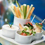 Cook & Play o prezentare de exceptie, compacta si confortabila, ideala pentru bufet