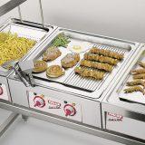 Cook'n Roll   plita, grill, frier, zona calda