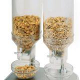 Fresh   dispenser cereale, variante un singur dispenser sau Duo, capacitate 4,5 litri