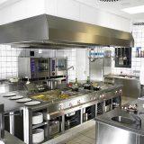 FunctionLine   modulara, suporta orice tip de utilaj imbinat conform cerintelor si nevoilor chefs
