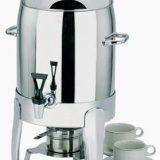 Happy Hour   dispenser bauturi calde, inox, include spirtiera, 10,5 litri