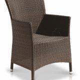 Manhattan, scaun terasa din aluminiu, imbracaminte tesatura Wicker