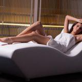 Paturi de relaxare, piele naturala, ofera apropire de matura, proiectate pentru confort maxim