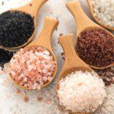 Saruri si amestecuri de saruri pentru proceduri, masaje, bai terapeutice
