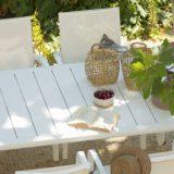 Sunset, set pentru terasa, aluminiu sau material plastic, scaune imbracate in panza, diverse culori